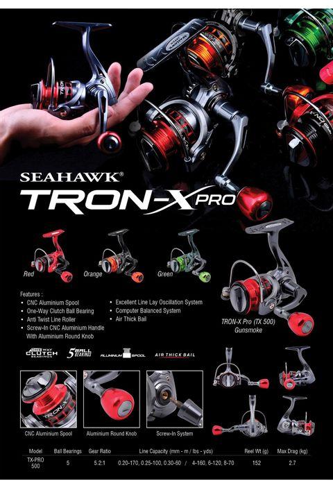 SEAHAWK TRON-X PRO 500 SPINNING ULTRALIGHT FISHING UL REEL DVDD.jpg