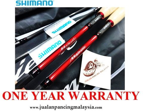 2020 SHIMANO MAJESTIC ROD  # BAITCAST AND SPINNING # CASTING AND LIGHT BOTTOM Fishing Rod, With 1 Year Local Warranty Q.JPG