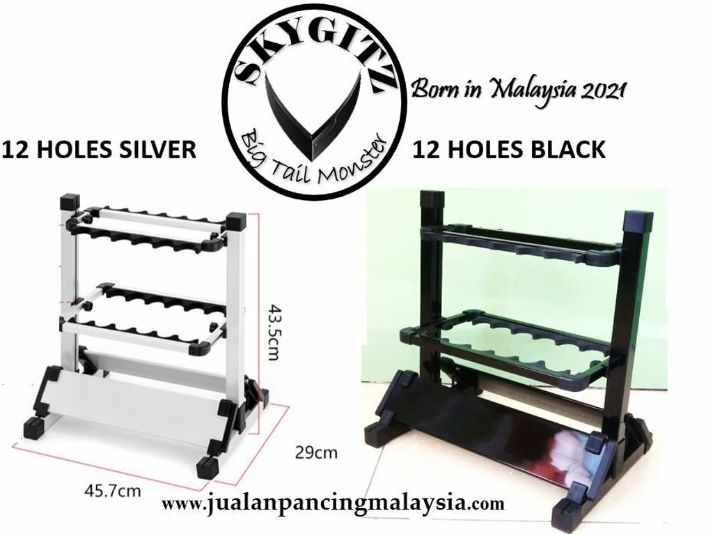 JPM STAINLESS STEEL 12 AND 24 HOLES ROD RACK zzzzC.JPG