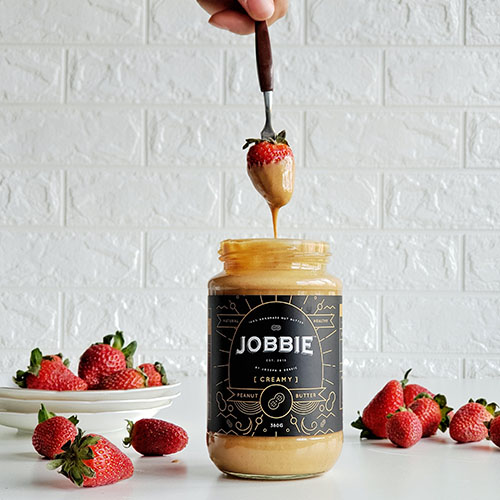 JOBBIE NUT BUTTER - Get natural peanut butter delivered to your doorstep |  - Classics