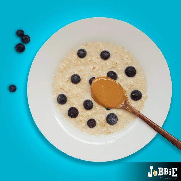 Oats with Jobbie