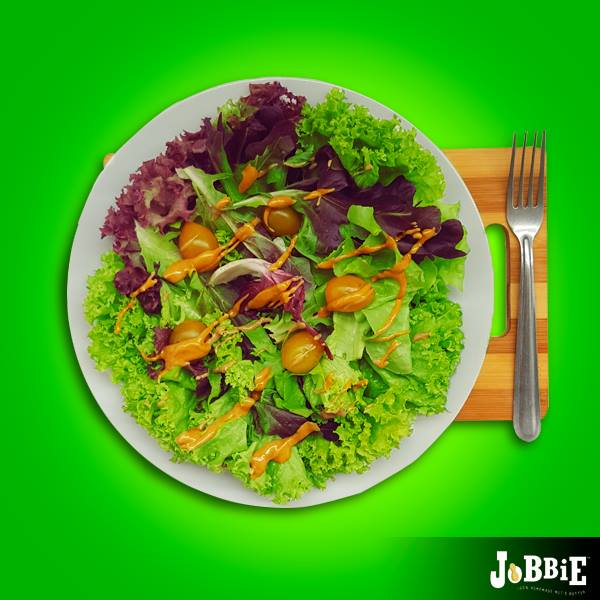 Salad with Jobbie