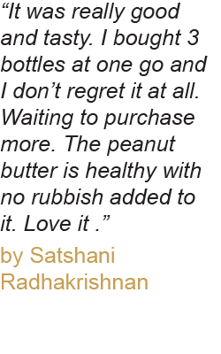 Jobbie Nut Butter review