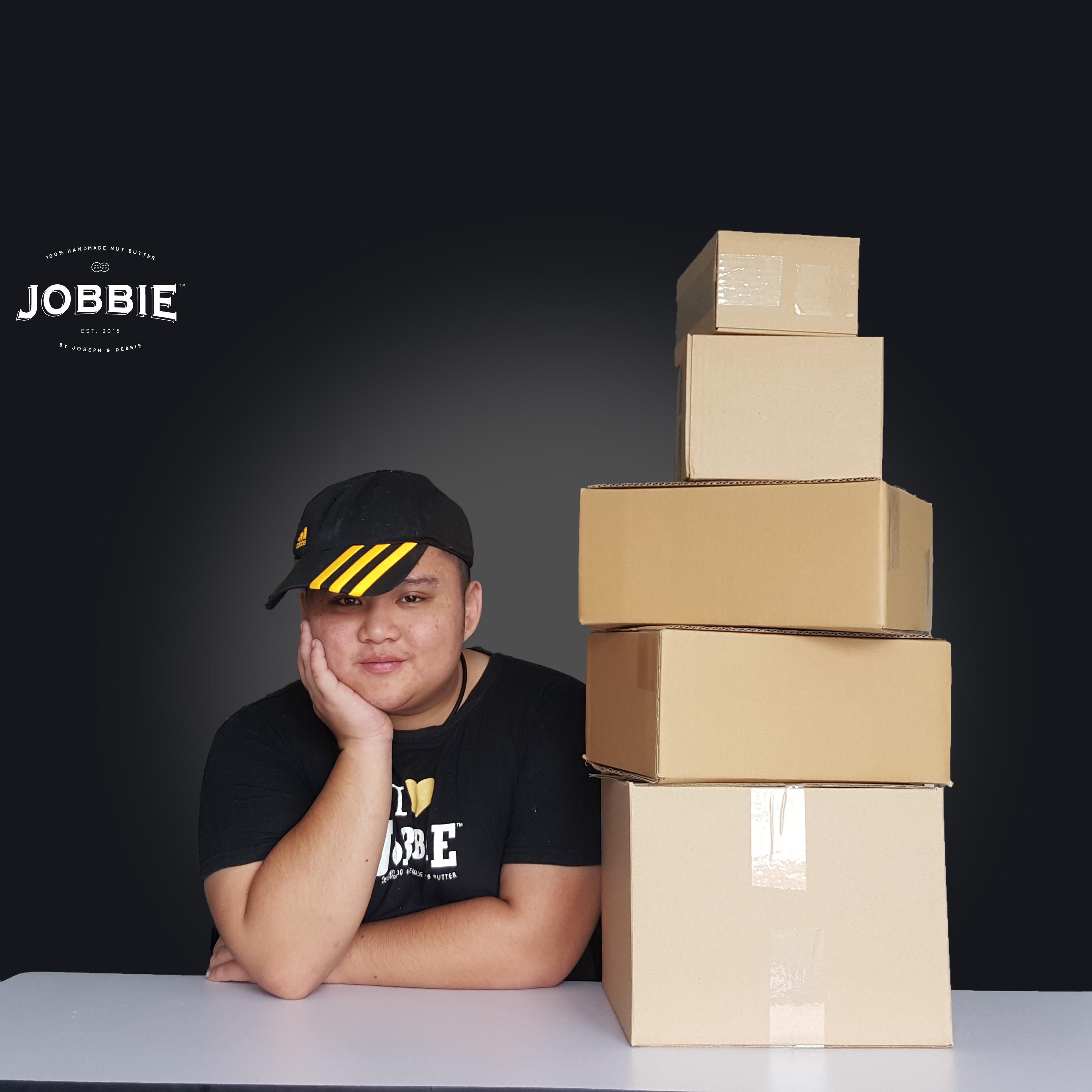 Jobbie delivery