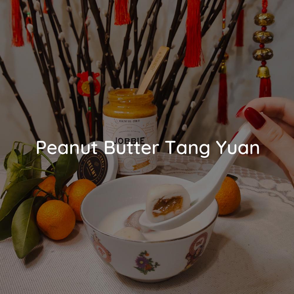 JOBBIE Peanut Butter Tang Yuan