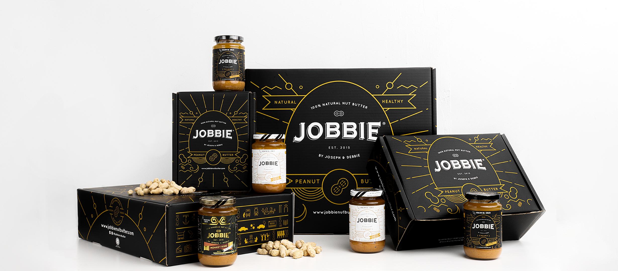 JOBBIE Nut Butter Box