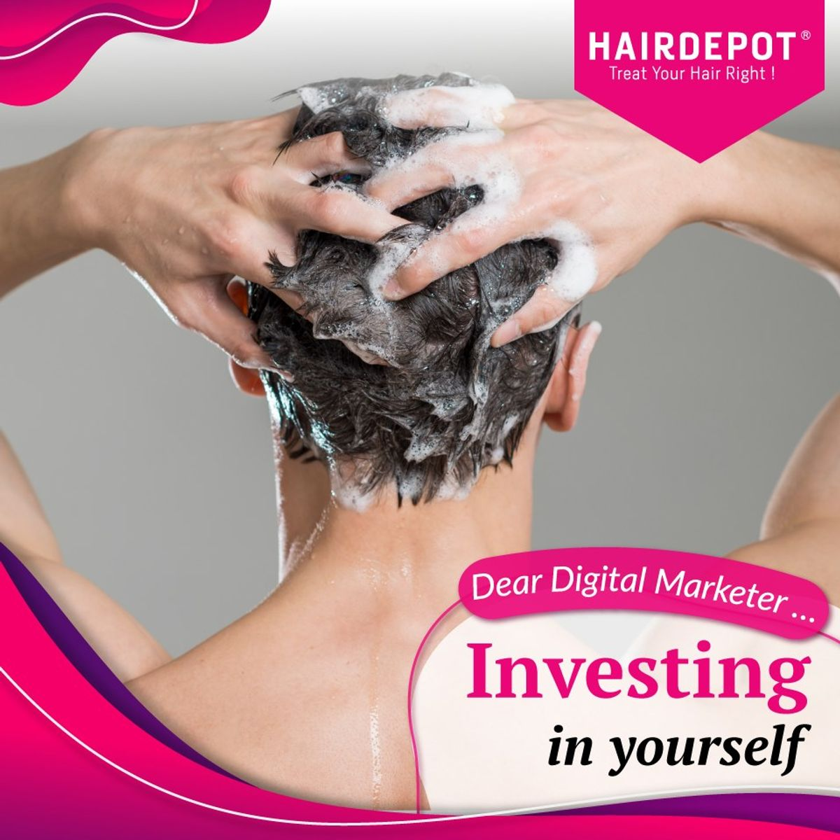 Dear Digital Marketer, Investing in Yourself