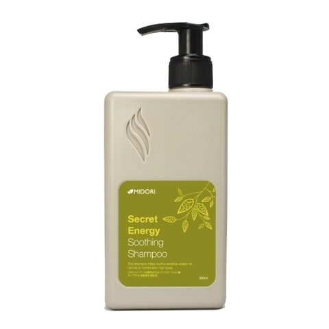 Secret Energy Soothing Shampoo 300ml.jpg