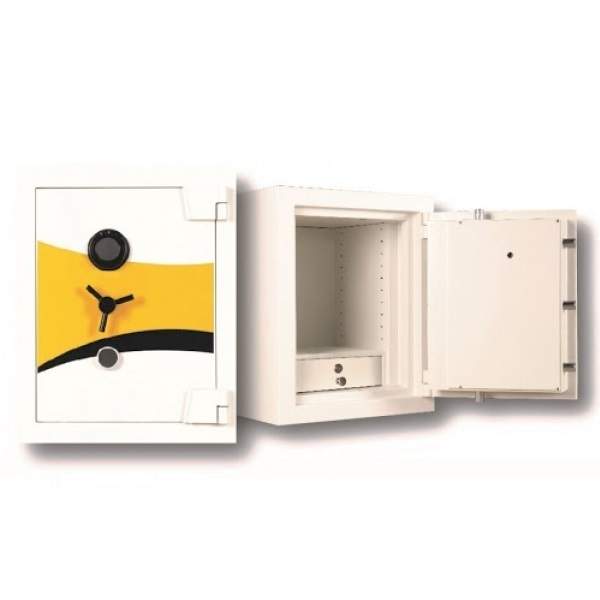 Falcon ES 250 Fireproof Safe Box with Combination and Keylock