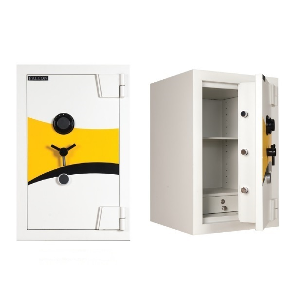 Falcon ES300 Fireproof Safe Box Combination and Keylock