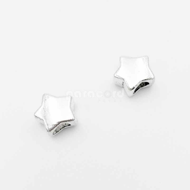 4 mm Decorative Cute Mini Star Bead