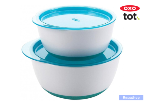 Oxo Tot Small   Large Bowl Set (Aqua).fw.png
