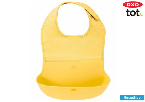 OXO Roll Up Bib - yellow.jpg