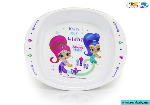 SH-JH225-Kidztime x Shimmer & Shine Sparkle Sisters 6.5 Double Handle Bowl.jpg