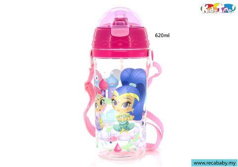 SH-JH6588(1)- Kidztime x Shimmer & Shine Make-A-Wish Bpa Free Bottle(620Ml).jpg