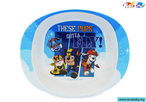 PP-KH225-Kidztime-Paw Patrol Children Pups Park 6.5  Double Handle Bowl.jpg