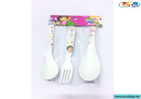 DO-EH7764-Kidztime- Dora Cutlery Set.jpg