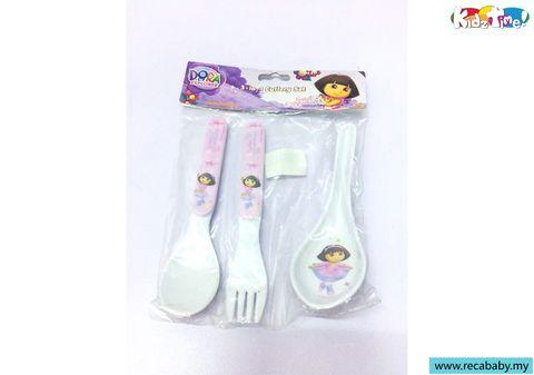DO-E903(3)-Kidztime- Dora Cutlery Set.jpg