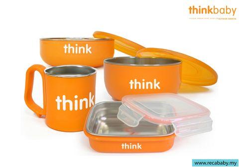 thinkbaby feeding set- orange.jpg