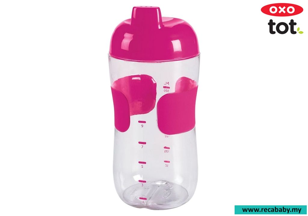 OXo Tot Sippy Cup (11 oz.) - Pink.jpg
