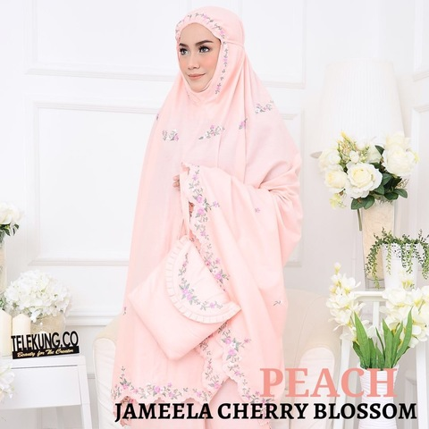 02 - Jameela Cherry Blossom - Peach.JPG