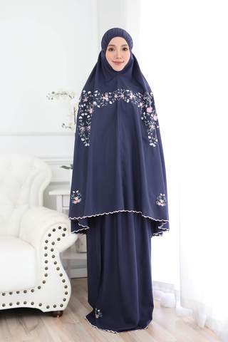 01_Telekung Iris by TCO - Navy Blue.JPG