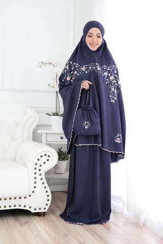 07_Telekung Iris by TCO - Navy Blue.JPG