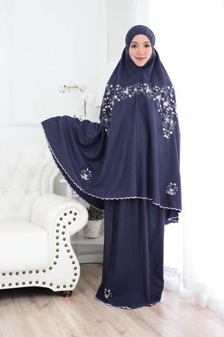 08_Telekung Iris by TCO - Navy Blue.JPG