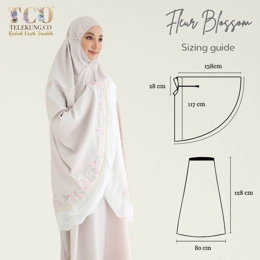 Telekung Fleur Blossom by TCO in Soft Nude.jpeg