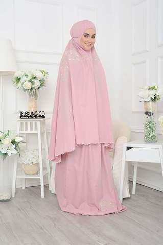 Pink Peony_Telekung Cotton_Surihati_01.JPG