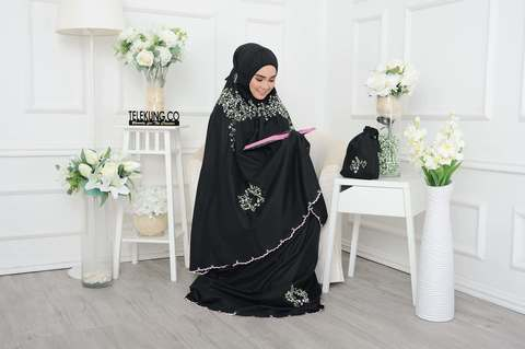 Black Rose_Telekung Cotton_Surihati_01.JPG