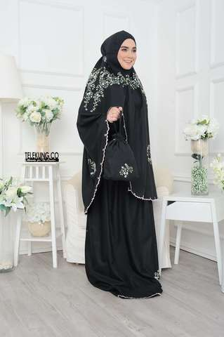 Black Rose_Telekung Cotton_Surihati_07.JPG