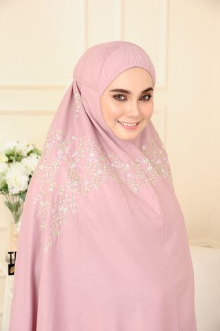 09_Telekung Cotton - Surihati Dusty Pink.JPG