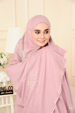 10_Telekung Cotton - Surihati Dusty Pink.JPG