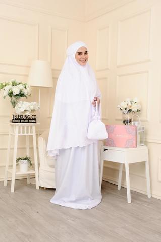 03 - telekung cotton - surihati - snow white.JPG