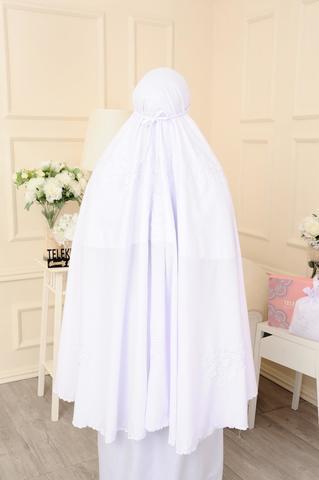 08 - telekung cotton - surihati - snow white.JPG