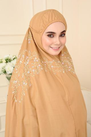 Dark Brown - Telekung Surihati - 07.JPG