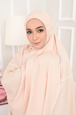 Telekung Bateeqa - Light Brown 01.JPG
