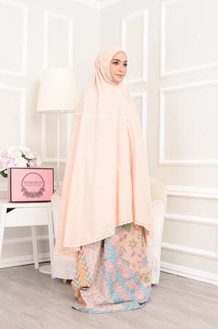 Telekung Bateeqa - Light Brown 08.JPG