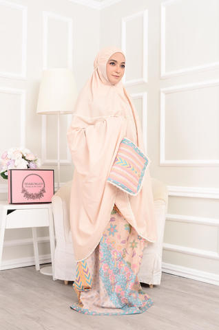 Telekung Bateeqa - Light Brown 10.JPG