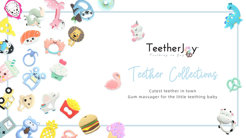 TeetherJoy - Teething in Joy |