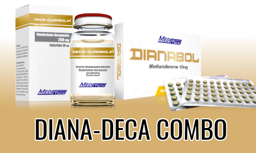 Dianabol + Deca Combo Pack – Muscle Store Online