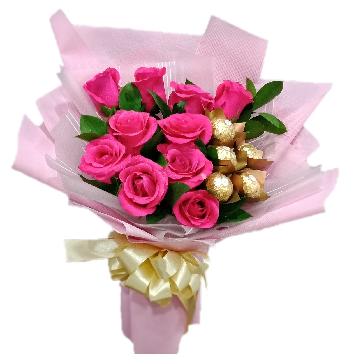 Bbc003 10 pink roses flowers bouquet delivery in klang shah alam bbc003 10 pink roses flowers bouquet delivery in klang shah alam kl izmirmasajfo Images