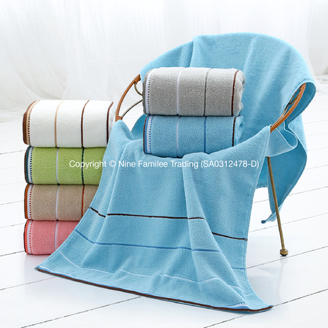 Products - 6 Colours Cotton Bath Towel-02.jpg