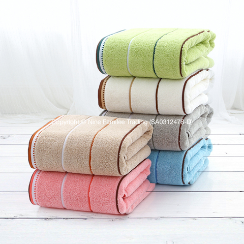 Products - 6 Colours Cotton Bath Towel-01.jpg