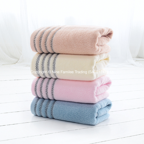 Products - 4 Strips Cotton Hand Towel-01.jpg