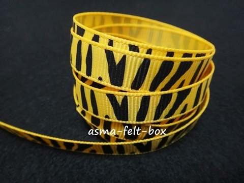 ribbon zebra yellow.JPG