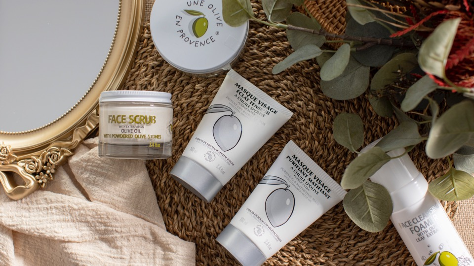 Une Olive en Provence Malaysia | FACE CARE