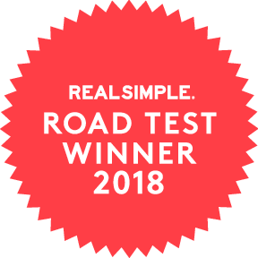 Real Simple –  2018 Road Test Award
