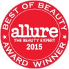 Allure Best of Beauty 2016 Award